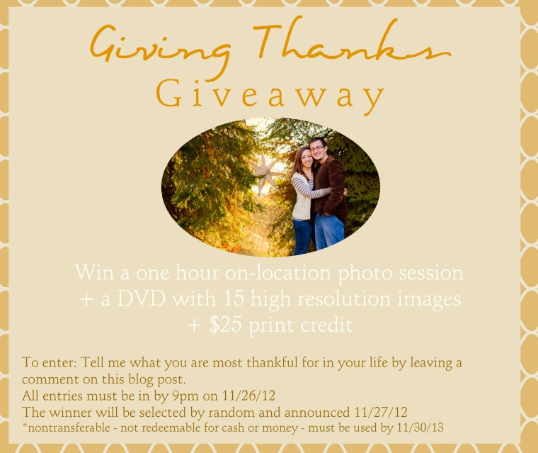 Giving Thanks | Emily Hixon Photography - Pittsburgh Photographer