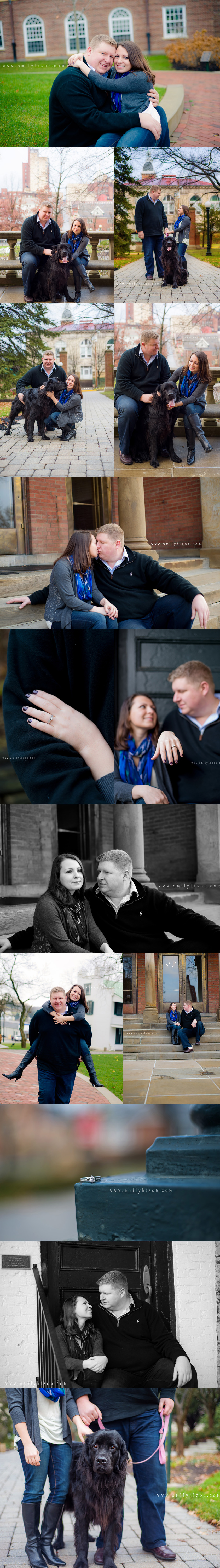 best pittsburgh engagement photographer - emily hixon photography